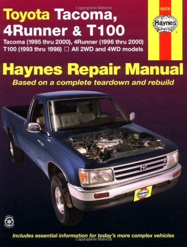 best auto repair manual 2000 toyota tacoma xtra electronic toll collection 25 best ideas about toyota 4runner 1995 on 1995 toyota tacoma toyota tacoma bumper