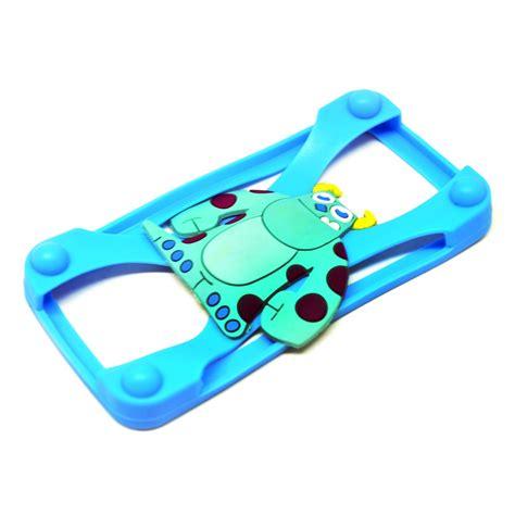 Ring Silikon Bumper Silikon Ring sullivan inc bumper ring silicone for smartphone 4 5 5 inch light blue