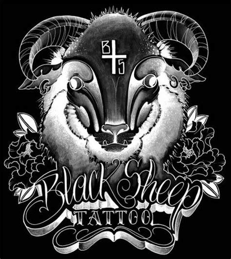 black sheep tattoo designs black sheep contemporary