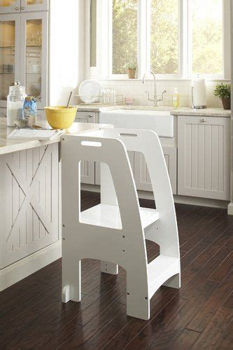 Kitchen Helper Safety Tower Step Stool by Guidecraft Kitchen Helper Safety Tower Step Stool