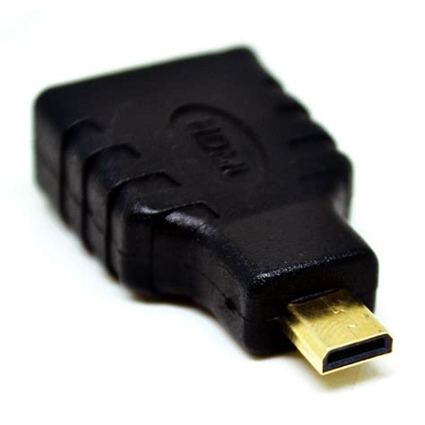 Laris Micro Hdmi To Hdmi Adapter micro hdmi to hdmi adapter gold plated