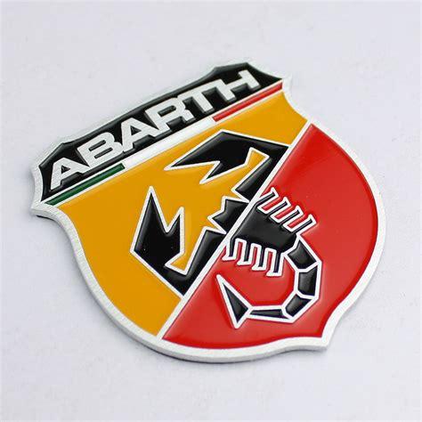3d Aufkleber Abarth by Online Kaufen Gro 223 Handel Fiat Abarth Aufkleber Aus China