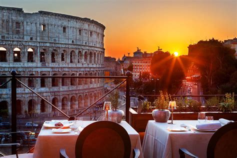 roof top bars in rome top 10 restaurants in rome with an incredible view