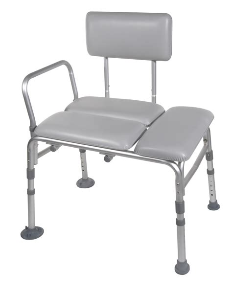 medical transfer bench drive medical padded seat transfer bench 12005kd 1