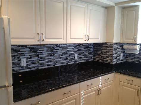 backsplash for black and white kitchen top 18 subway tile backsplash design ideas with various types