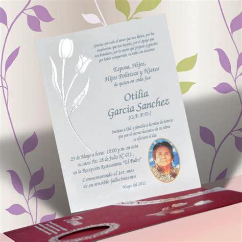 frases para tarjetas de misa invitaci 243 n para misa de honras hr 56856 angels graphic