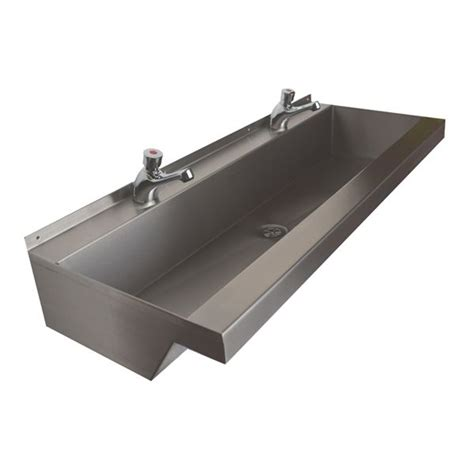 stainless steel trough sink stainless steel trough sinks for schools colleges