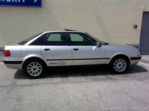 Audi 80 b4 : Kotflügel rechts im silber met gesucht..HELP! : Audi 80, 90, 100, 200 & V8 : #203773434