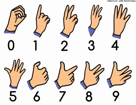 sign language numbers 1 30 printable british sign language numbers sign language british