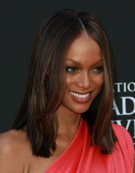 Hairstyles For Black Hair Medium Length by Medium Length Hairstyles For Black 2012