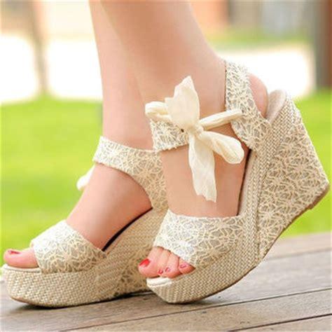High Heels Wadges Lld 354 summer womens sweet high heel wedge from bling bling deals