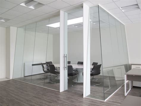 pareti mobili per ufficio prezzi pareti in vetro esterno pareti vetrate foto design mag
