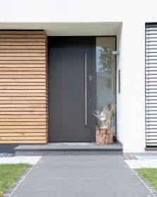 Modern Front Door Designs 25 Modern Front Door With Wood Accents Home Design And Interior