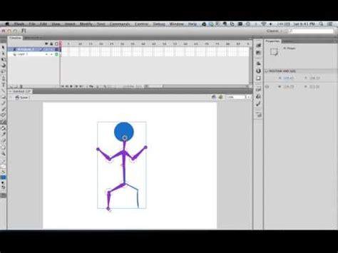 tutorial bone tool flash cs6 full download how to create a walking stickman in adobe