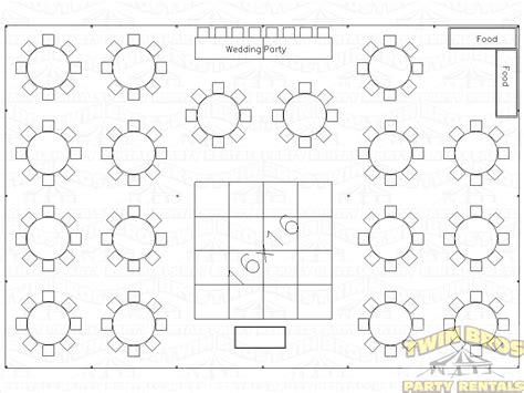 89 wedding reception table layout template wedding