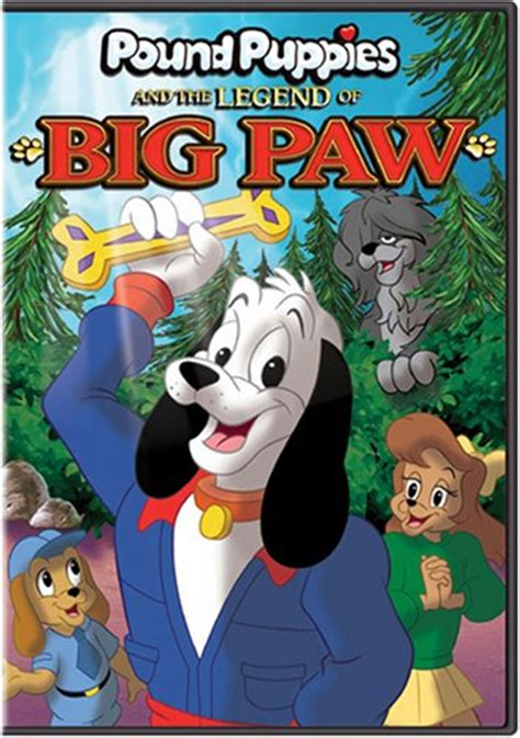 pound puppies and the legend of big paw pound puppies season 1 episode 8 episodes tvguide