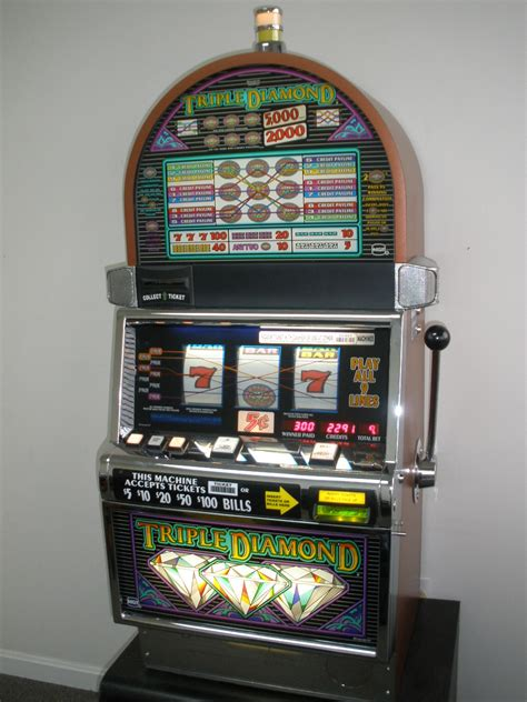 igt triple diamond    slot machine