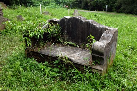 stone benches for cemetery free photo old stone bench abandoned cemetery free
