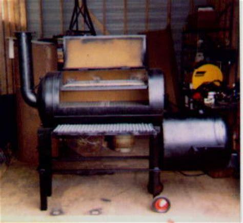how to build a backyard smoker build your own bbq smoker
