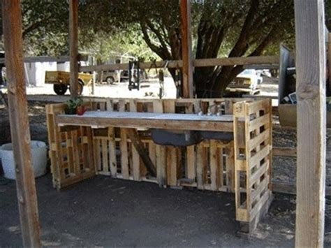 pallet garden work bench the outdoor bench pallet ideas