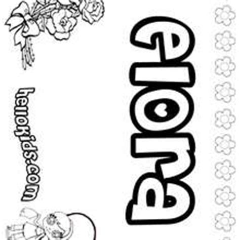 coloring pages with the name elizabeth elizabeth coloring pages hellokids com