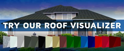 metal roof colors metal roof siding visualizer