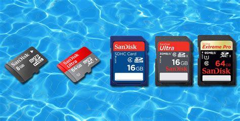 Memori Kamera 8gb Sandisk mengenal memori secure digital sd kecepatan dan
