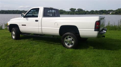 1994 dodge ram 2500 cummins diesel 4x4 manual low miles no rust 3500 1995 1996