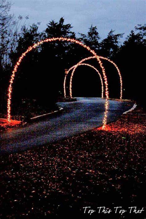 top 46 outdoor christmas lighting ideas illuminate the