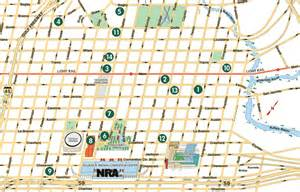 map of downtown houston houston hotels map