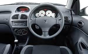 Peugeot 206 Inside Car Picker Peugeot 206 Interior Images
