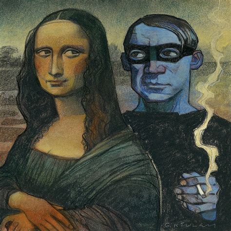 picasso paintings mona narratives on behance