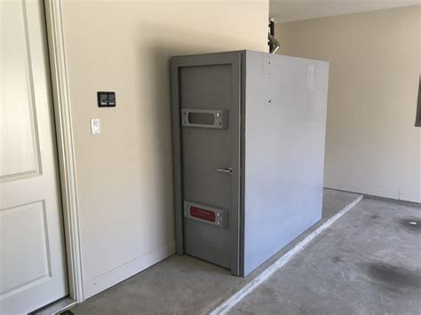 safe room in garage shelter 4400 road frisco 75034