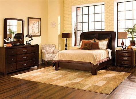 westlake 4 pc queen platform bedroom set from raymour this rodea 4 pc queen platform look bedroom set brings