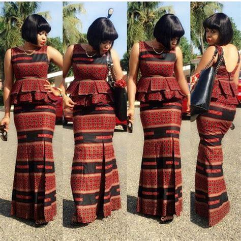 Skirt And Blouse Ankara 2017 by Ankara Skirt And Blouse Styles 2017 Beautiful Nigeria