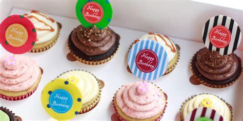 Cup Cake Unik 1 ucapan selamat ulang tahun untuk sahabat lunetta