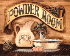 Powder Room Artwork Powder Room Fine Art Print Bathrooms Art Prints And