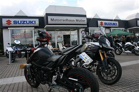 Suzuki Motorrad In Leipzig suzuki motorr 228 der leipzig