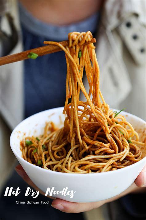 hot hot noodles beijing hot noodles recipe dishmaps