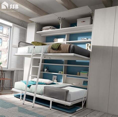Bunk Bed Wall Beds Bunk Desk Bed Wall Bed With Desk