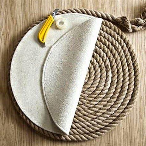 rope rug diy 17 best ideas about rope rug on crochet diy rugs and handmade rugs