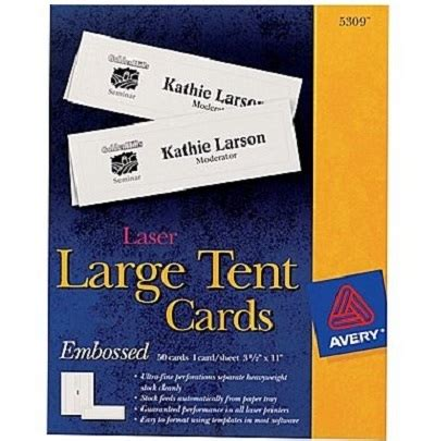 avery template for 5302 small tent cards avery tent cards the stationery shop equipping offices