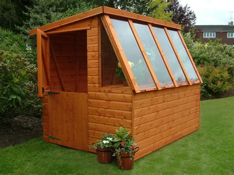 Building A Potting Shed by Koras Building Plans For Potting Sheds