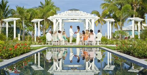 Sandals Wedding Brochure by Sandals Resorts Your Wedding Your Style Luxurious