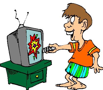 sport witness on twitter brilliant cartoon from l equipe was it television vintage tv clipart clipartfest clipartandscrap