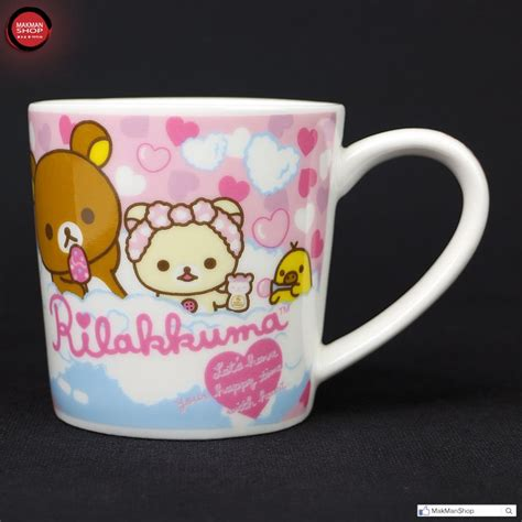 Mug Rilakkuma Relax Time 32 best images about mugs on ebay monsters inc and porcelain mugs