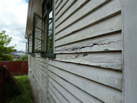 Timber Weatherboard Cladding Issues And Repairs Branz Maintaining My Home