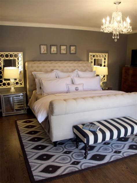 stylish sexy bedrooms hgtv