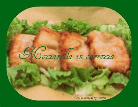 mozzarella in carrozza veneziana mozzarella in carrozza