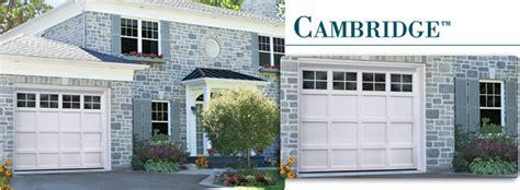 Cambridge Garage Doors Cambridge Residential Garage Doors Environmental Door